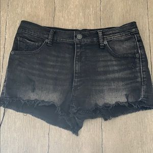 Almost New Lucky Brand High Rise Shorts, Size 27/4